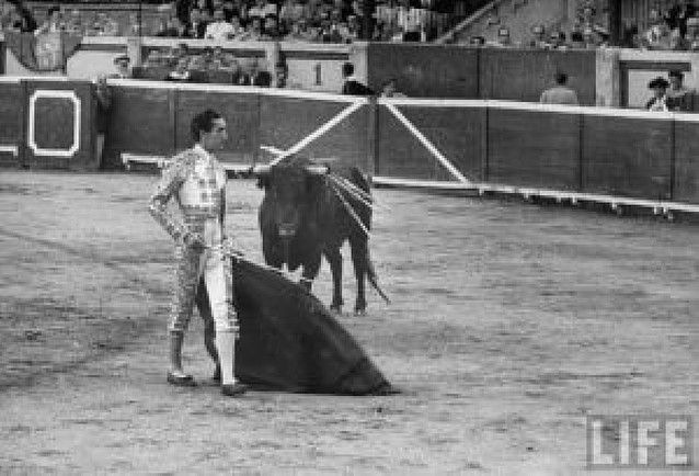 """""""Life"""", en San Fermín de 1947"""