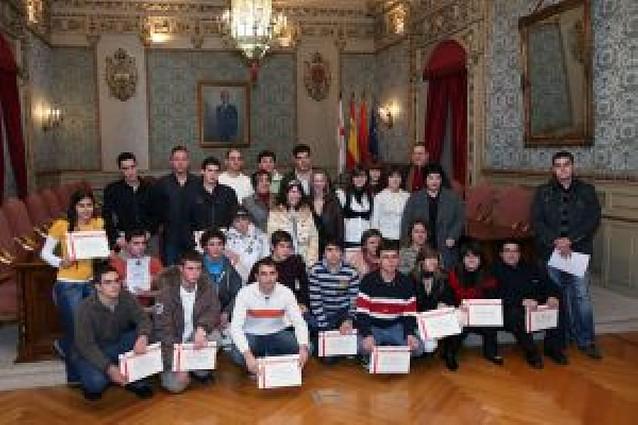29 diplomados en un curso de Protección Civil