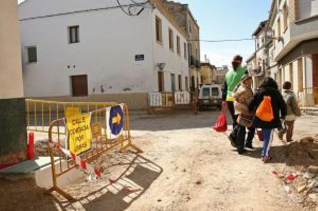 La mejora de 4 calles y 2 plazas costará más de 862.000 euros