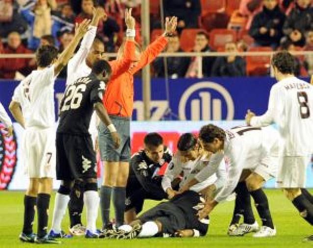 Golea el Sevilla