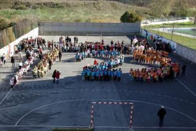 Escolapios de Tafalla sopla 125 velas