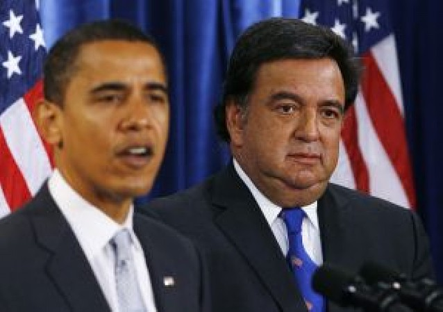 Obama nombra a Bill Richardson secretario de Comercio