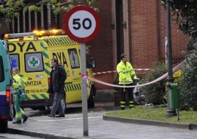ETA asesina a tiros en Loyola a un empresario de la construcción del TAV