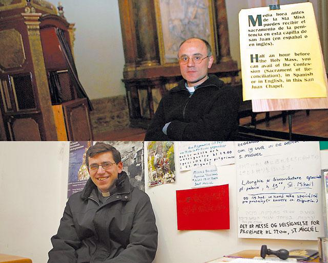 Confesiones en cuatro idiomas