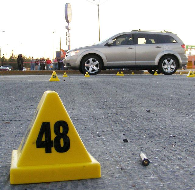 Hombres armados matan al subdelegado de la Fiscalía en Ciudad Juárez (México)