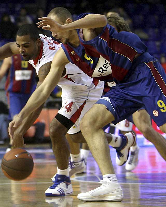El Barcelona solventa el trámite contra el Sluc Nancy (91-68)