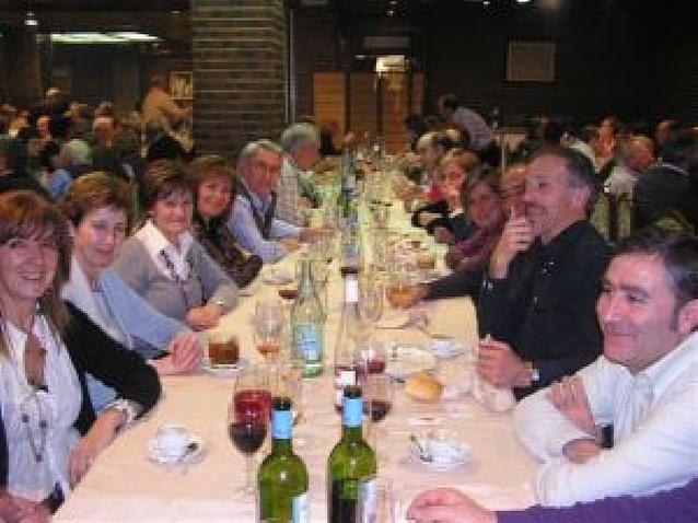 Los navarros de Vitoria celebran San Francisco Javier