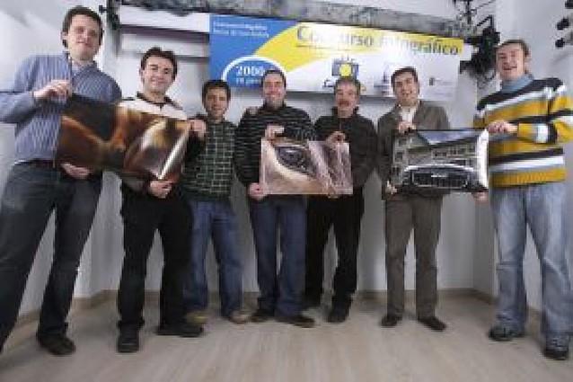 El concurso fotográfico de ferias de Estella cita a 50 participantes