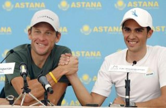 Armstrong duda que pueda ganar el Tour