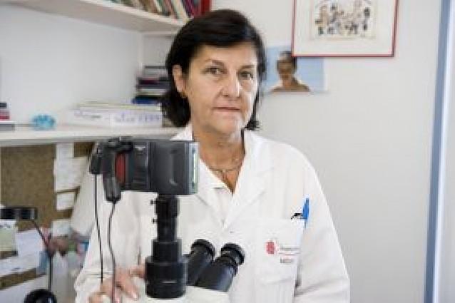 Premio a la trayectoria de una doctora del Hospital de Navarra