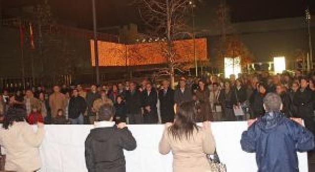 UPN, NaBai y PSN condenan unidos en Pamplona el último asesinato