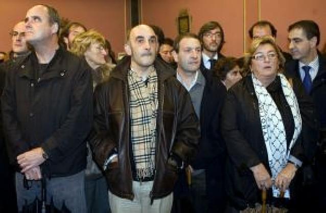 El PNV hablará con EA y Aralar para presentar una moción de censura contra ANV