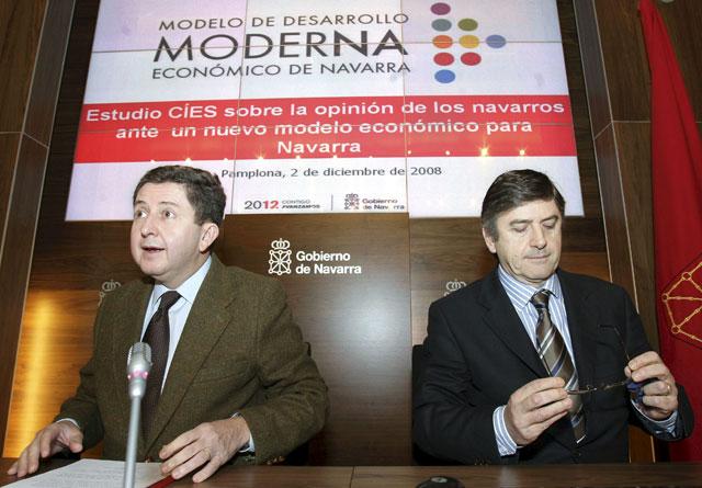 El 51% está satisfecho con el desarrollo de Navarra