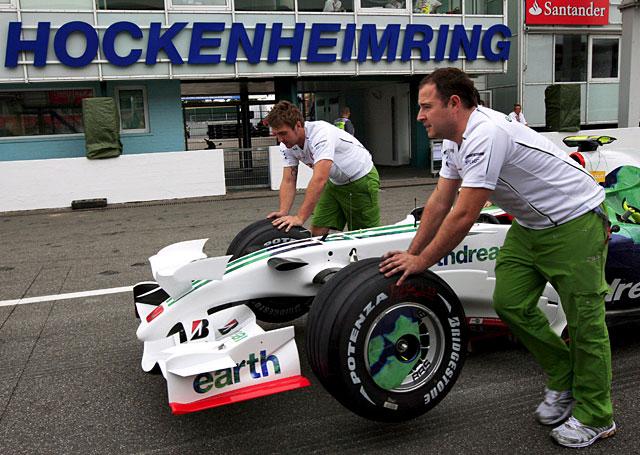 Honda se retira de la Fórmula 1 por culpa de la crisis