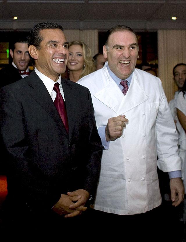 El cocinero español José Andrés inaugura su primer hotel en Beverly Hills