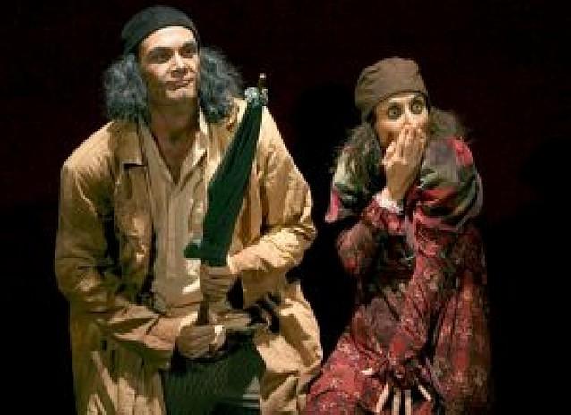 Los Premios Nacionales de Circo y de Teatro, para Circo Gran Fele y la compañía Atalaya TNT