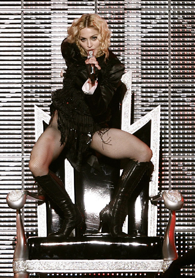 Madonna hizo delirar a casi 70.000 personas en Buenos Aires
