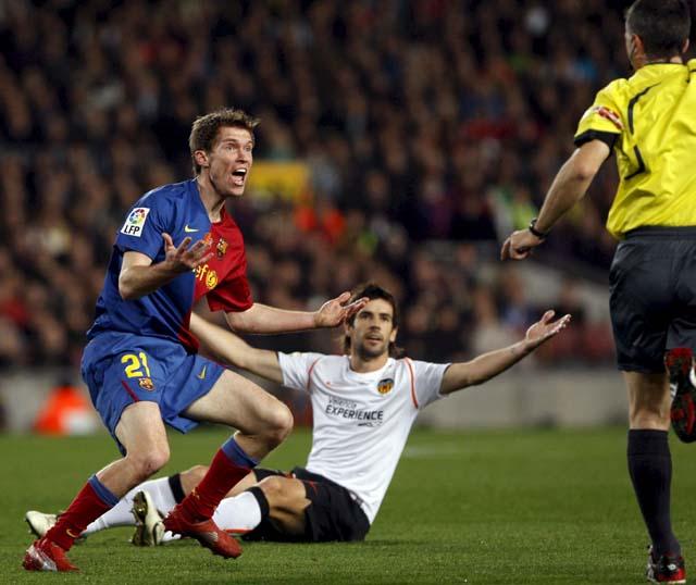 Superioridad insultante del Barcelona ante el Valencia (4-0)