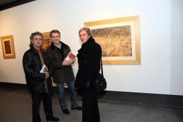 J.Hers protagoniza una exposición en la galería Kalon