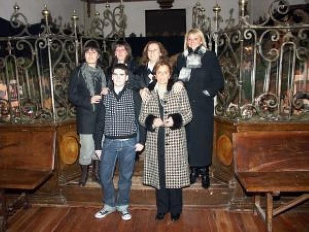 Cascante monta un año más el belén del Romero