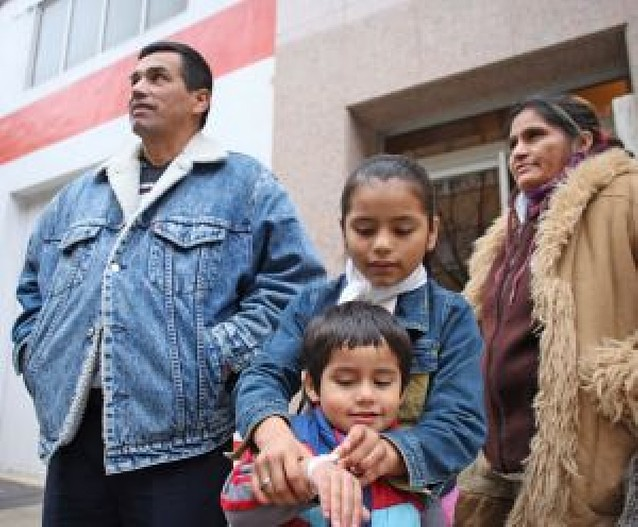 13 miembros de una misma familia intoxicados por un hornillo en Berriozar