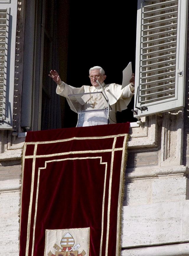 El Papa dice que la Iglesia es la centinela de los que sufren y pasan hambre