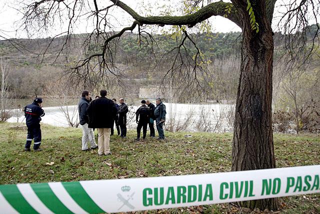 Hallado en el Arga el cuerpo sin vida del operario de 38 años desaparecido el miércoles en Puente la Reina