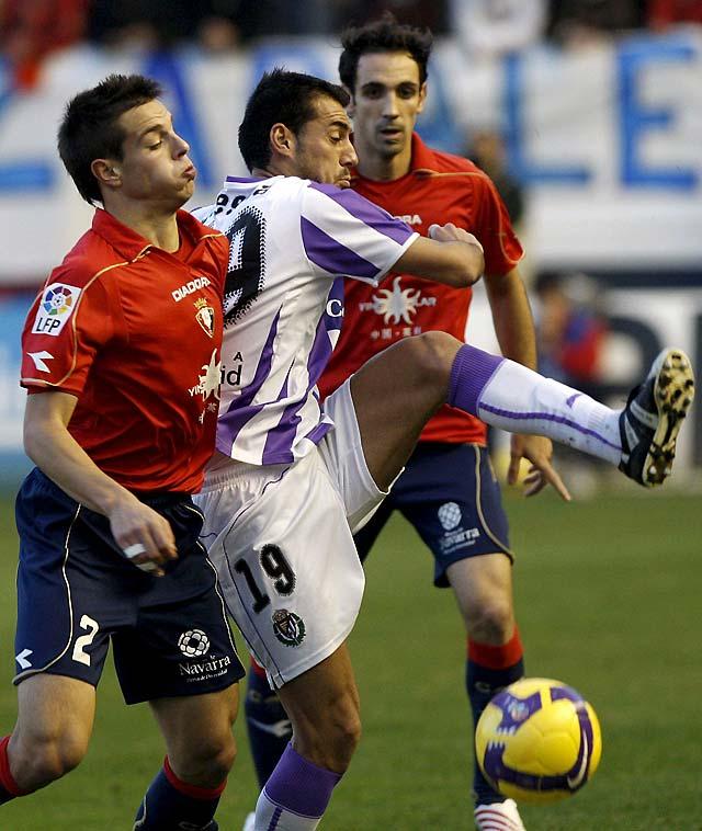 Osasuna desaprovecha un 3-0 y vuelve a ser farolillo rojo
