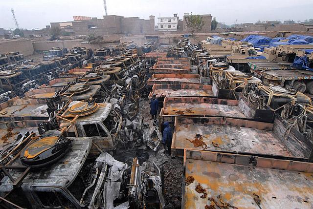 Redada en Pakistán contra uno de los grupos responsables de los atentados en la India