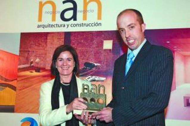 Hidrostank obtiene el premio NAN Arquitectura y Construcción 2008
