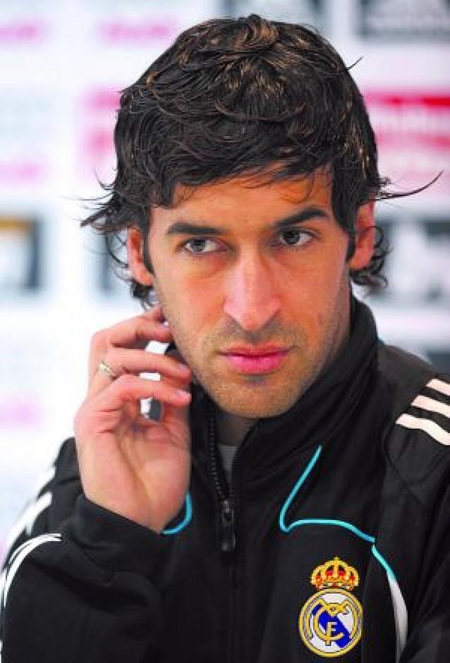 "Raúl: ""Que nadie nos dé ahora por muertos, podemos ganar al Barça"""