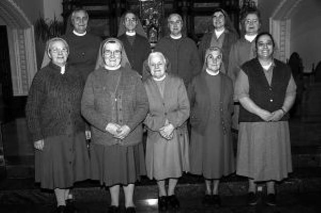 Matilde Andueza cumple 50 años como religiosa de Santa Vicenta