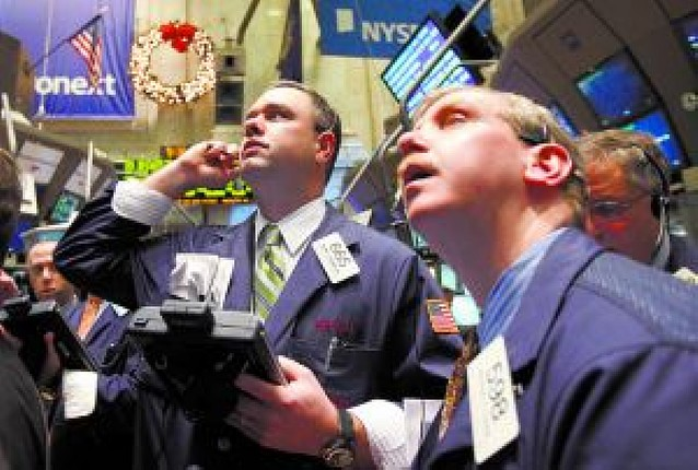 Las bolsas se disparan debido al plan de inversiones anunciado por Obama
