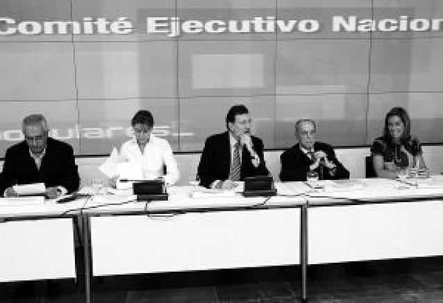 El Comité Ejecutivo Nacional del PP se reunirá el lunes en Pamplona