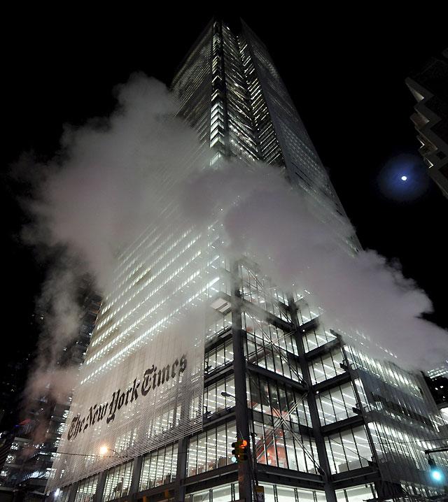 El grupo Tribune solicita protección por bancarrota