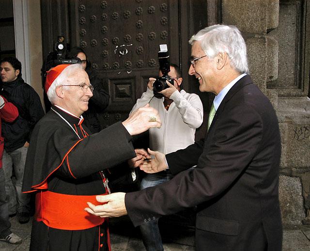 El Papa nombra a Cañizares Prefecto de la Congregación para el culto Divino