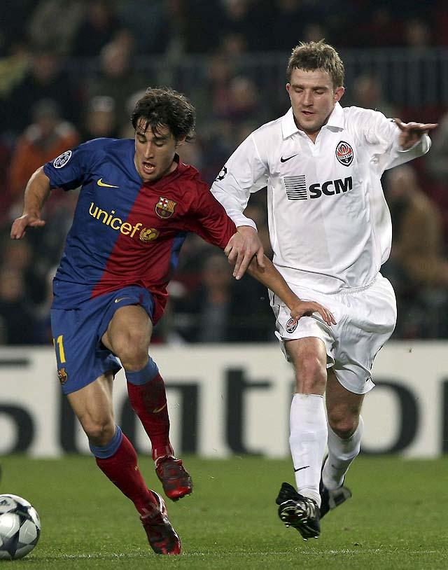 El 'otro Barça' se destensa (2-3)