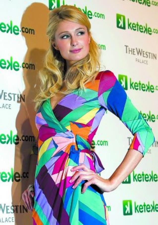 """Paris Hilton: """"Soy la prueba viviente de que las rubias no son tontas"""""""