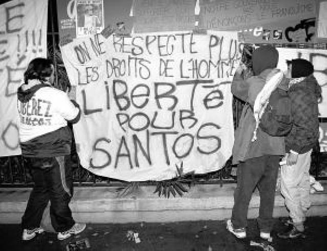 Santos Mirasierra, libre
