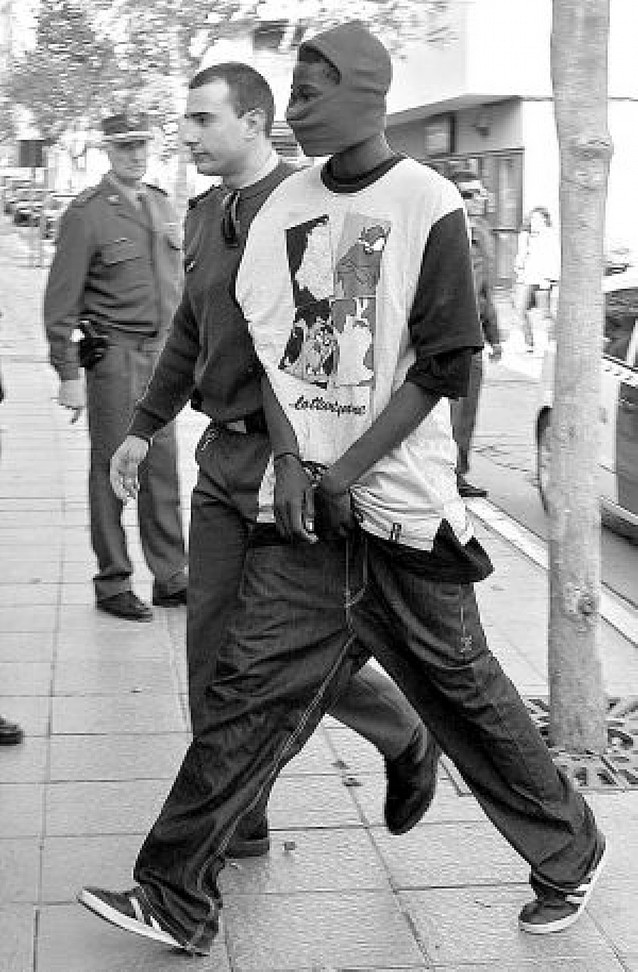 Detenidos cinco subsaharianos por los altercados de La Mojonera