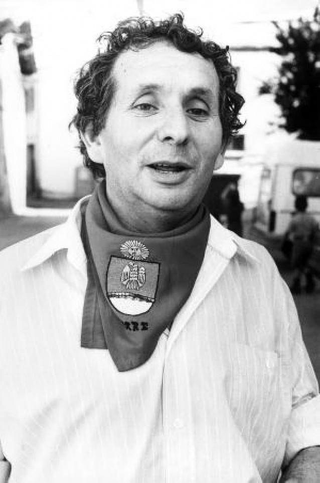 Fallece el ex alcalde de Ezcabarte Juan Antonio Zabalza