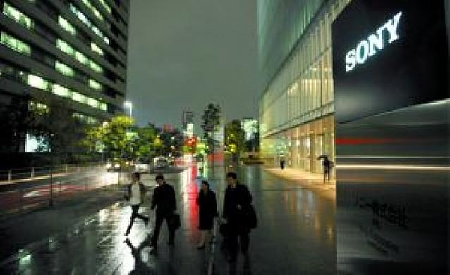 Sony despedirá a 8.000 trabajadores en todo el mundo