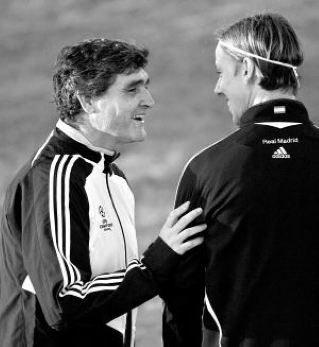 Juande sustituye a Schuster