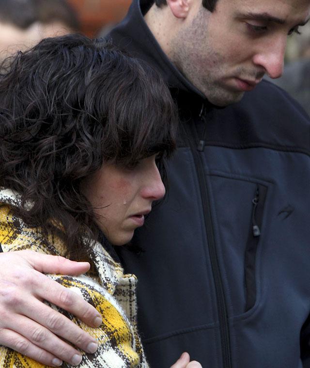 """Familiares de Ignacio Uria se concentra para """"reivindicar su memoria"""" una semana después de su asesinato por parte de ETA"""