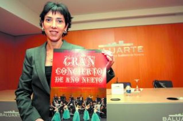 El Gran Concierto de Año Nuevo se celebrará el 6 de enero en el Baluarte
