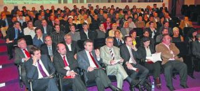 Por primera vez, 101 de los 122 navarros que han tomado parte en algunos de los Juegos Olímpicos de la historia se reunieron en Pamplona