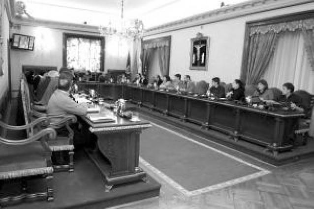 La Junta de Gobierno aprueba el proyecto de presupuestos para el año 2009
