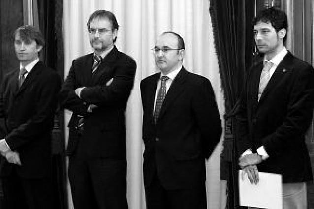 Cuatro profesores universitarios, liberados este curso para que se centren en investigar