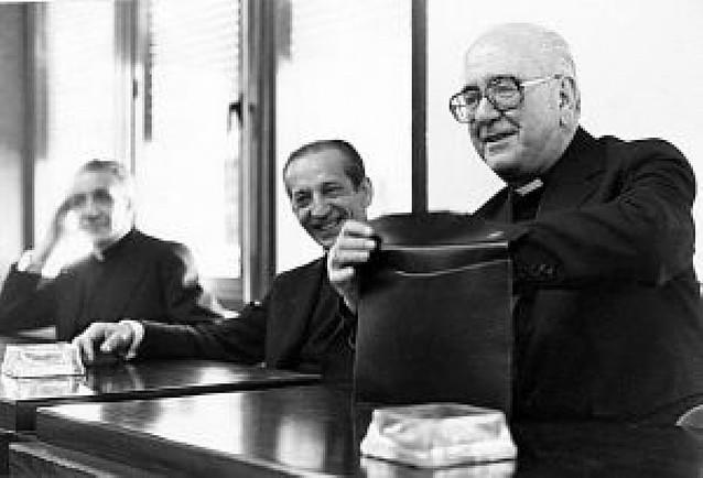 Fallece José María Larrauri, que fue obispo auxiliar de Pamplona entre 1970 y 1974