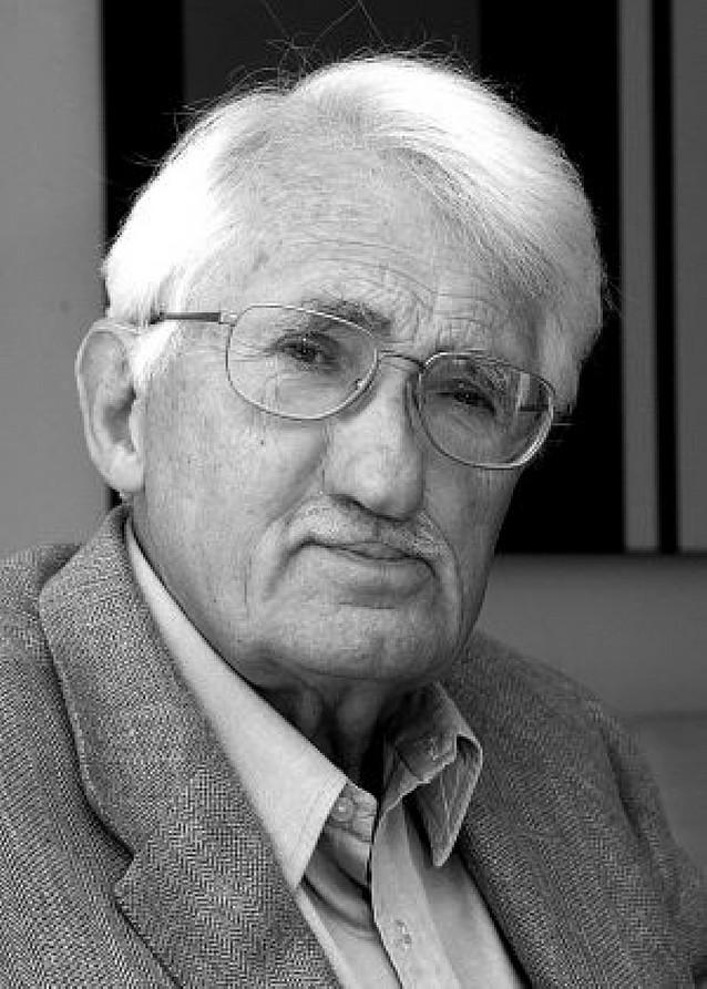El pensador alemán Jürgen Habermas, Premio Brunet 2008 de la UPNA
